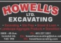 Howell's Excavating